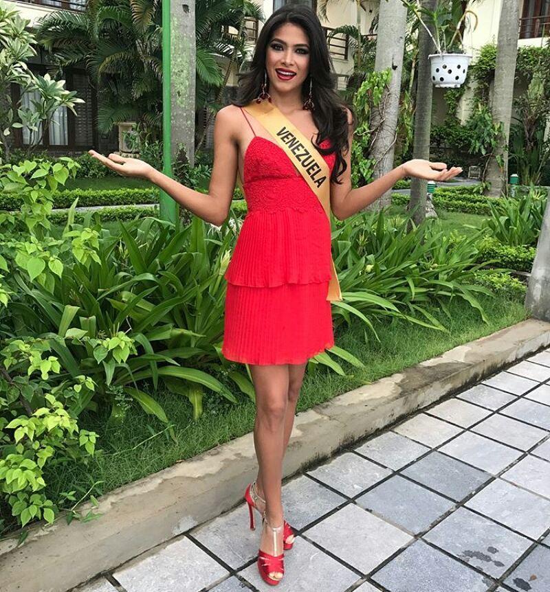tulia aleman, 1st runner-up de miss grand international 2017. - Página 4 22280510