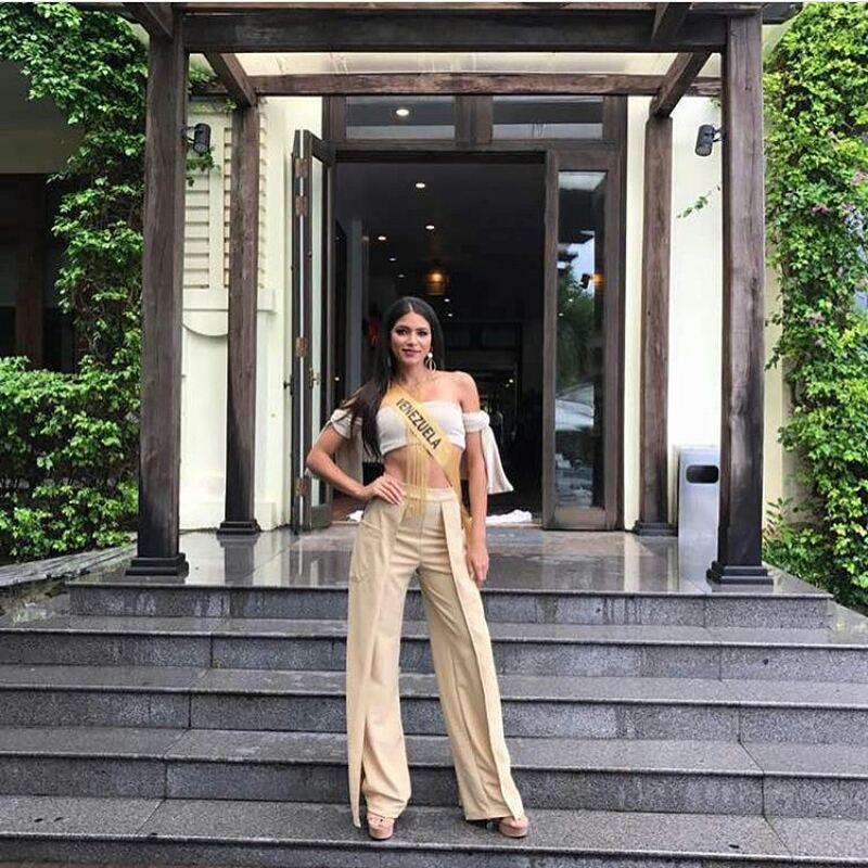 tulia aleman, 1st runner-up de miss grand international 2017. - Página 5 22344211
