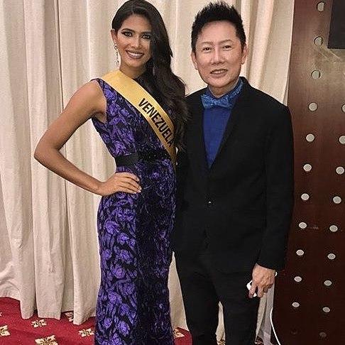tulia aleman, 1st runner-up de miss grand international 2017. - Página 5 22344414