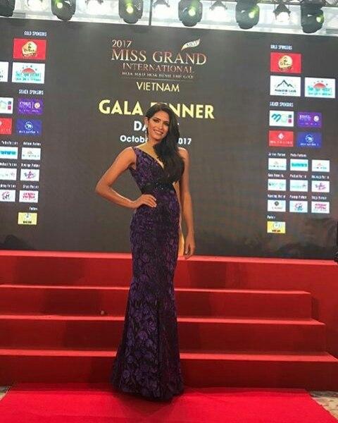 tulia aleman, 1st runner-up de miss grand international 2017. - Página 5 22344514
