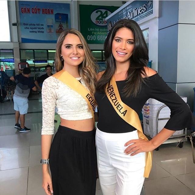 tulia aleman, 1st runner-up de miss grand international 2017. - Página 5 22344912