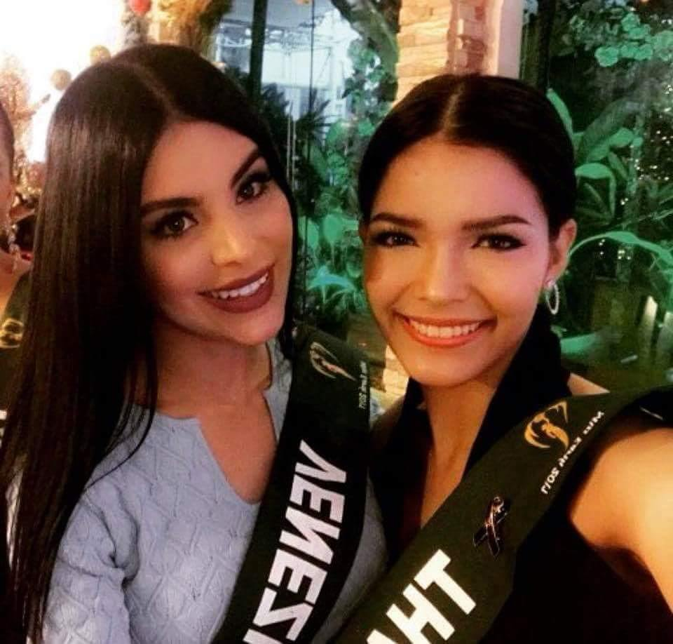 ninoska vasquez, top 8 de miss earth 2017. - Página 3 22351710