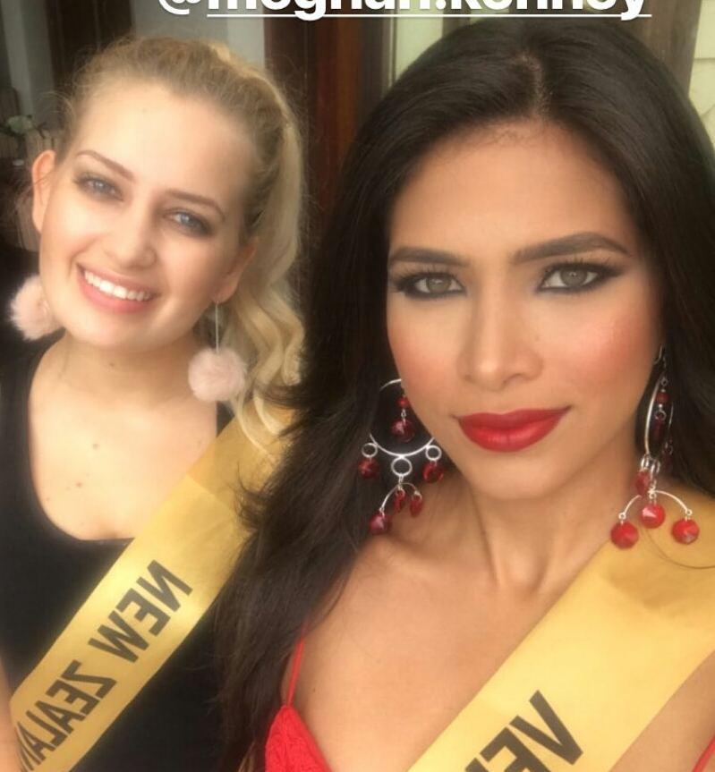 tulia aleman, 1st runner-up de miss grand international 2017. - Página 5 22351910