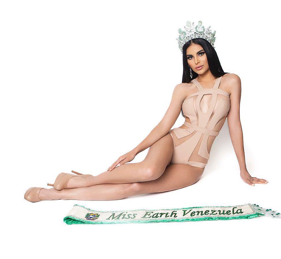 ninoska vasquez, top 8 de miss earth 2017. - Página 2 22352410