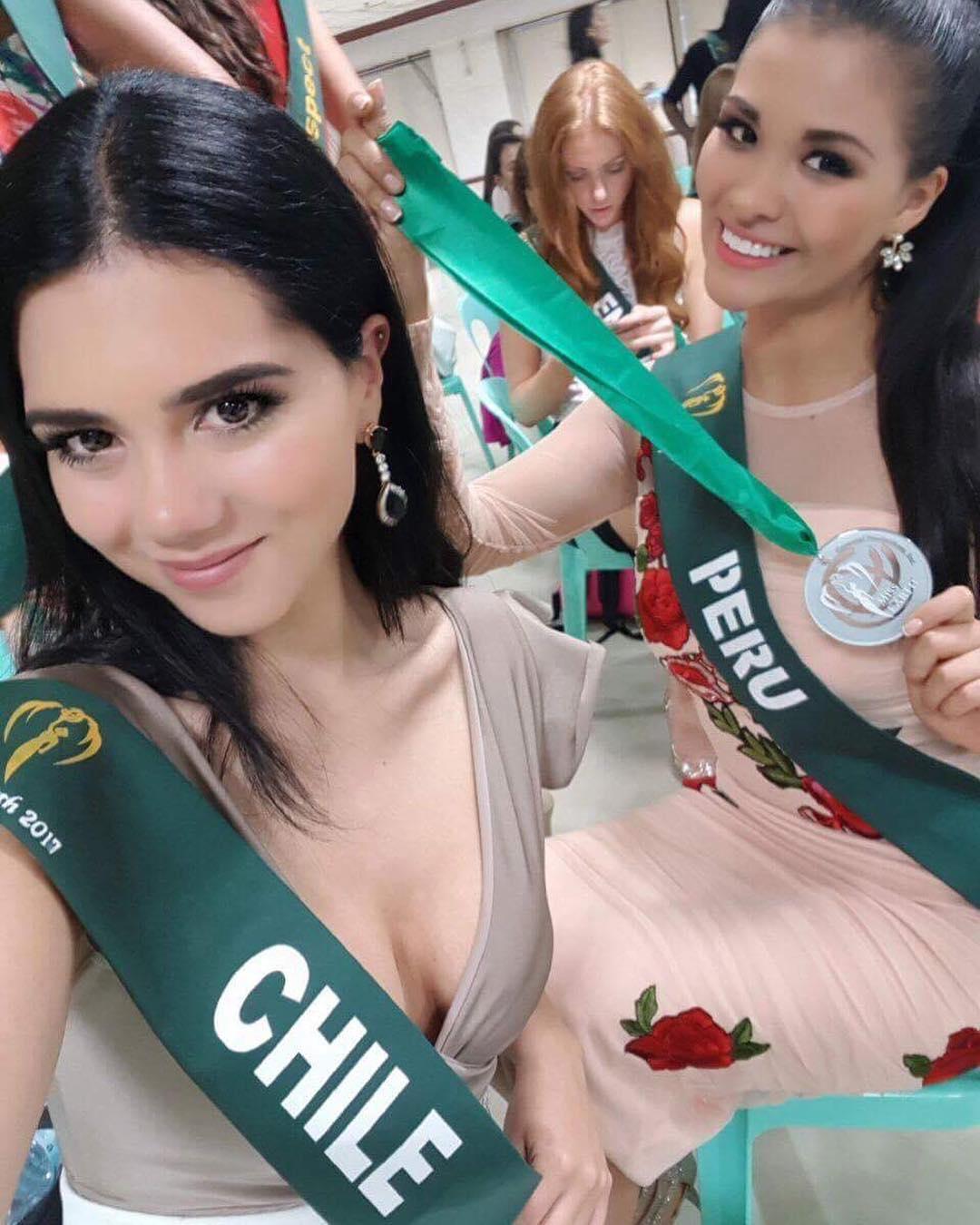 karen isabel rojas, miss tourism world peru 2019/top 20 de miss asia pacific international 2018/miss earth peru 2017. - Página 3 22426710
