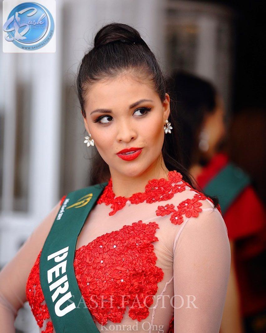 karen isabel rojas, miss tourism world peru 2019/top 20 de miss asia pacific international 2018/miss earth peru 2017. - Página 3 22427311