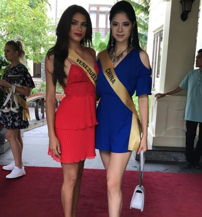 tulia aleman, 1st runner-up de miss grand international 2017. - Página 5 22430010