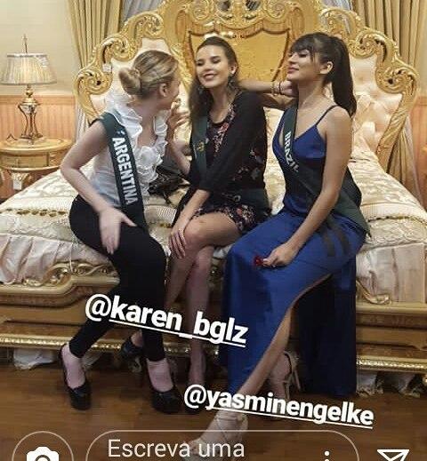 ana karen bustos gonzales, miss charm mexico 2020/miss earth mexico 2017. - Página 5 22500410