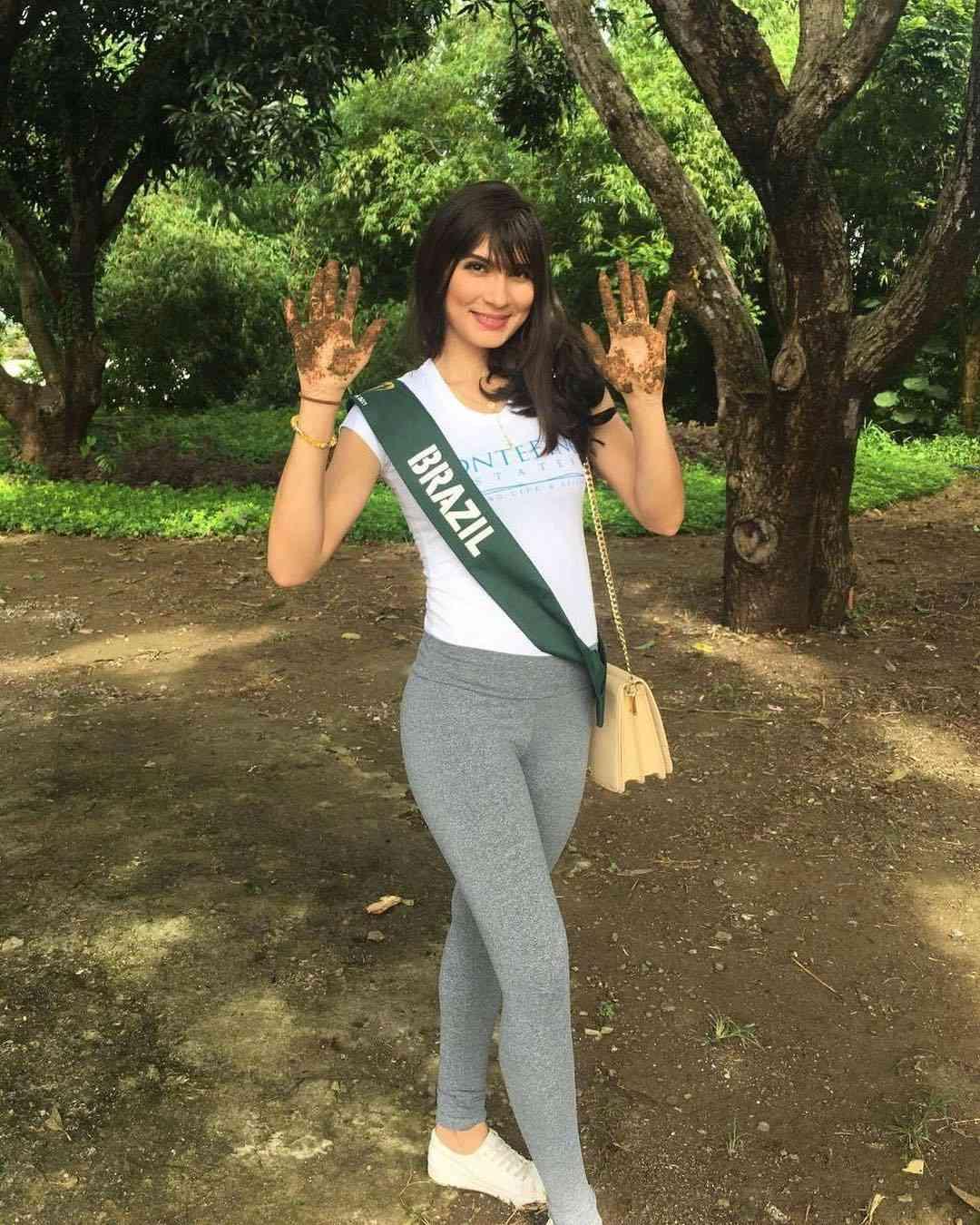 yasmin engelke, substituta de miss brasil terra 2017. - Página 5 22580110