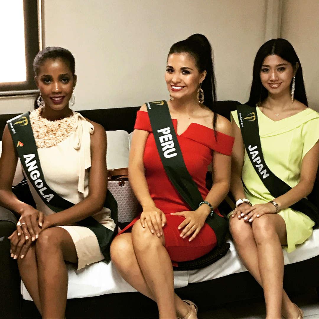 karen isabel rojas, miss tourism world peru 2019/top 20 de miss asia pacific international 2018/miss earth peru 2017. - Página 5 22580910