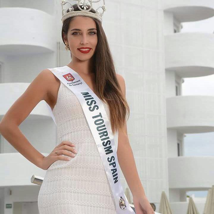 rafaella candida, top 15 de miss tourism 2017/2018. - Página 3 22709313
