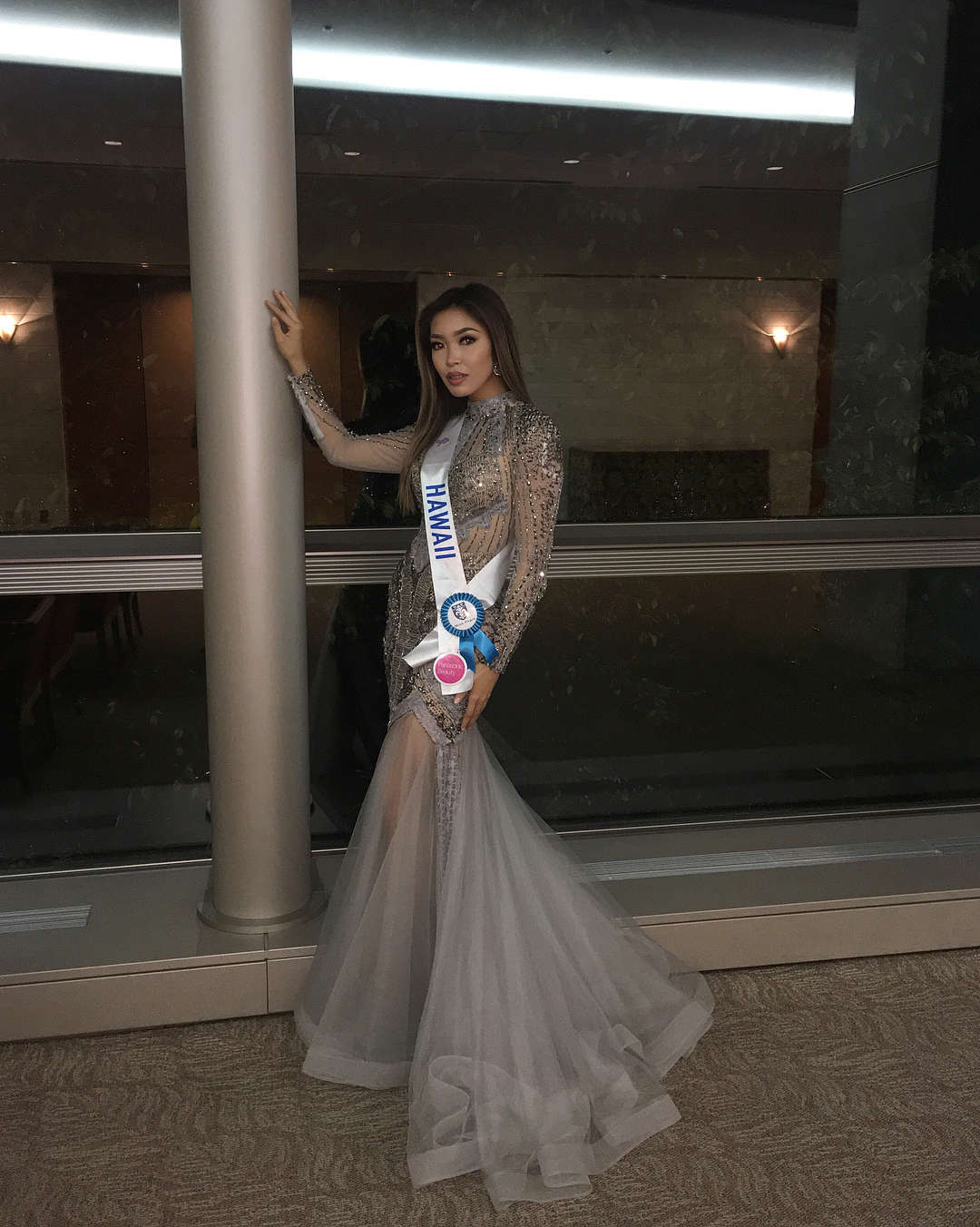 courtney coleman, miss international hawaii 2017. 22794312