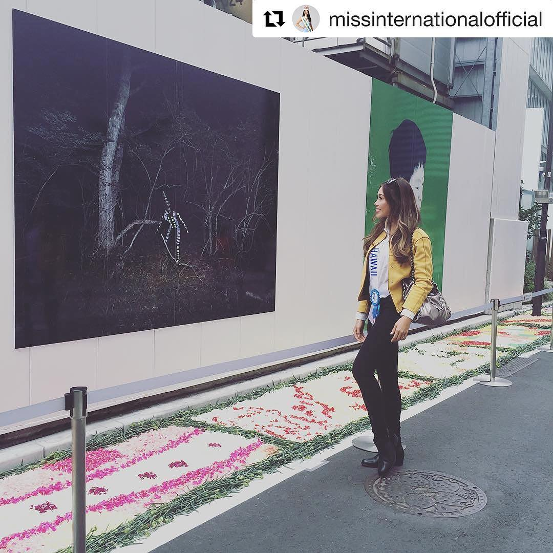 courtney coleman, miss international hawaii 2017. 22794510