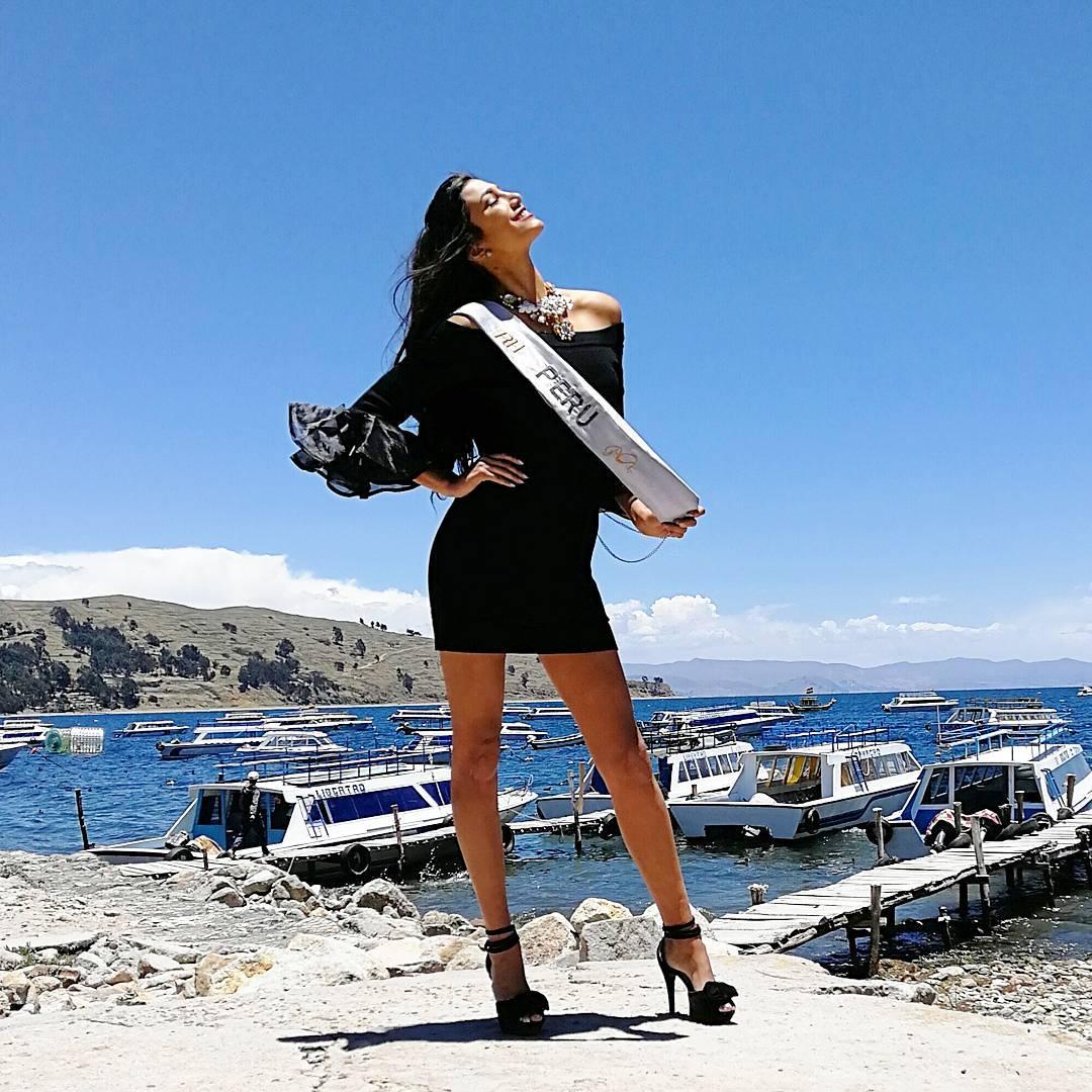 lorena larriviere, 8va finalista de reyna hispanoamericana 2017/miss supranational peru 2015. - Página 5 22802310