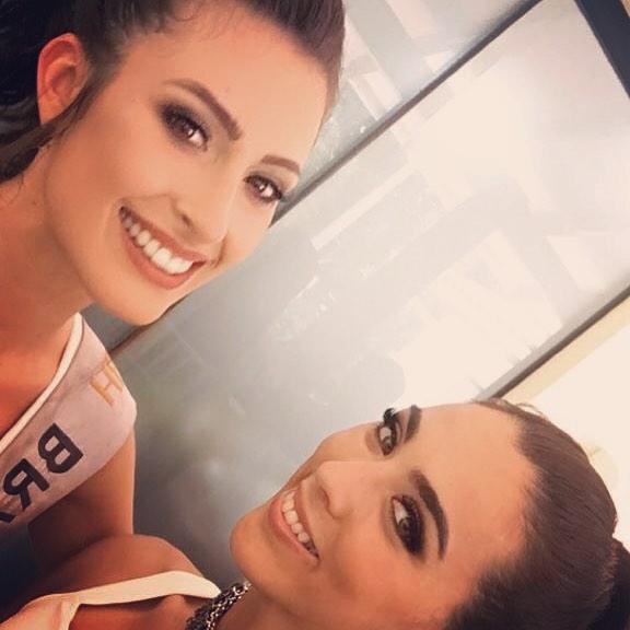 lais berte, top 3 de rainha hispanoamericana 2017, top 2 de miss eco international 2016. - Página 25 22802511