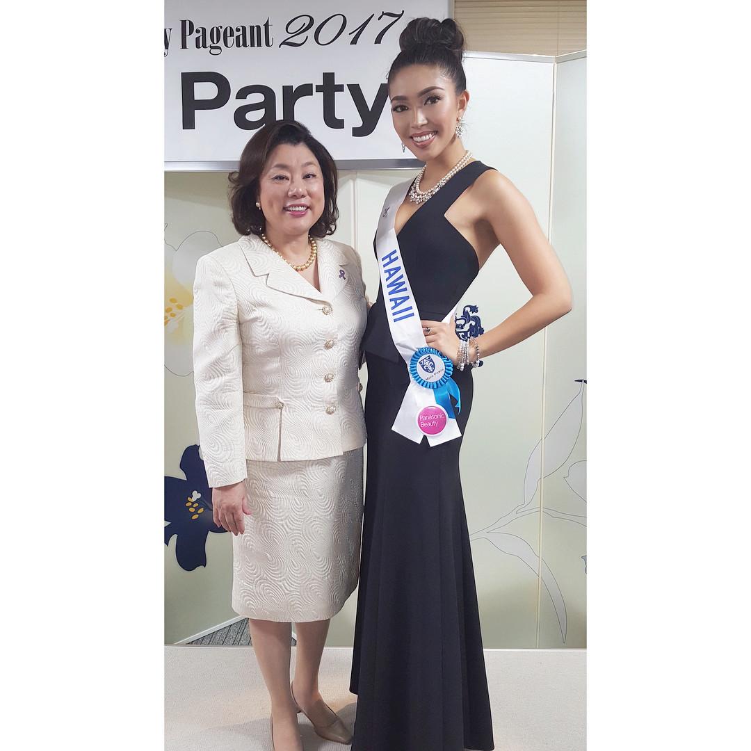 courtney coleman, miss international hawaii 2017. 22802512