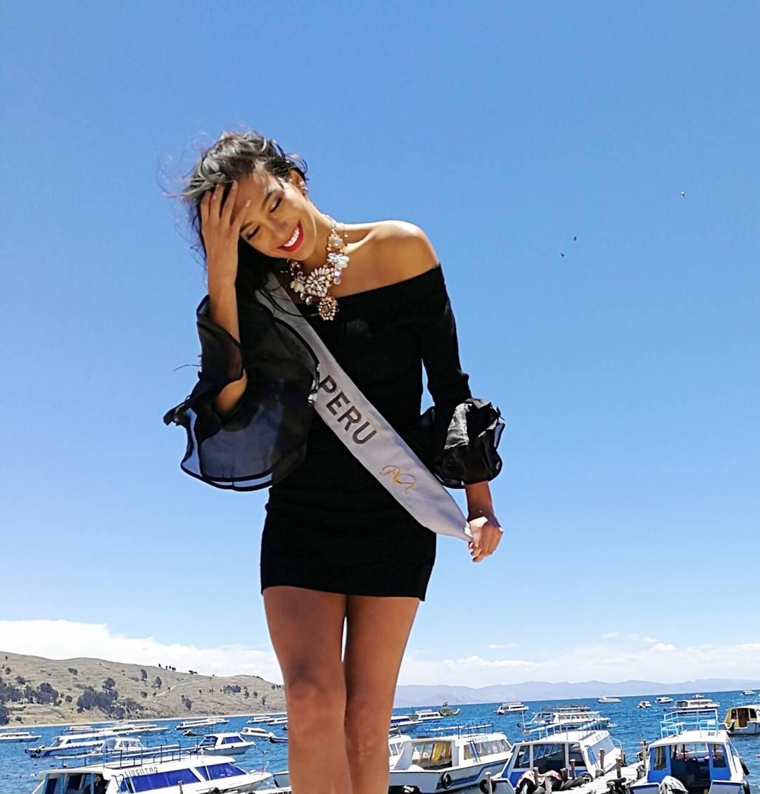 lorena larriviere, 8va finalista de reyna hispanoamericana 2017/miss supranational peru 2015. - Página 5 22857510