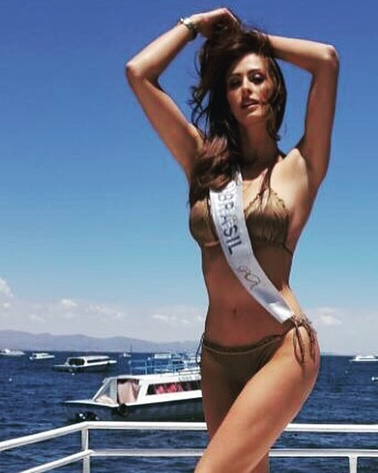 lais berte, top 3 de rainha hispanoamericana 2017, top 2 de miss eco international 2016. - Página 25 22860311