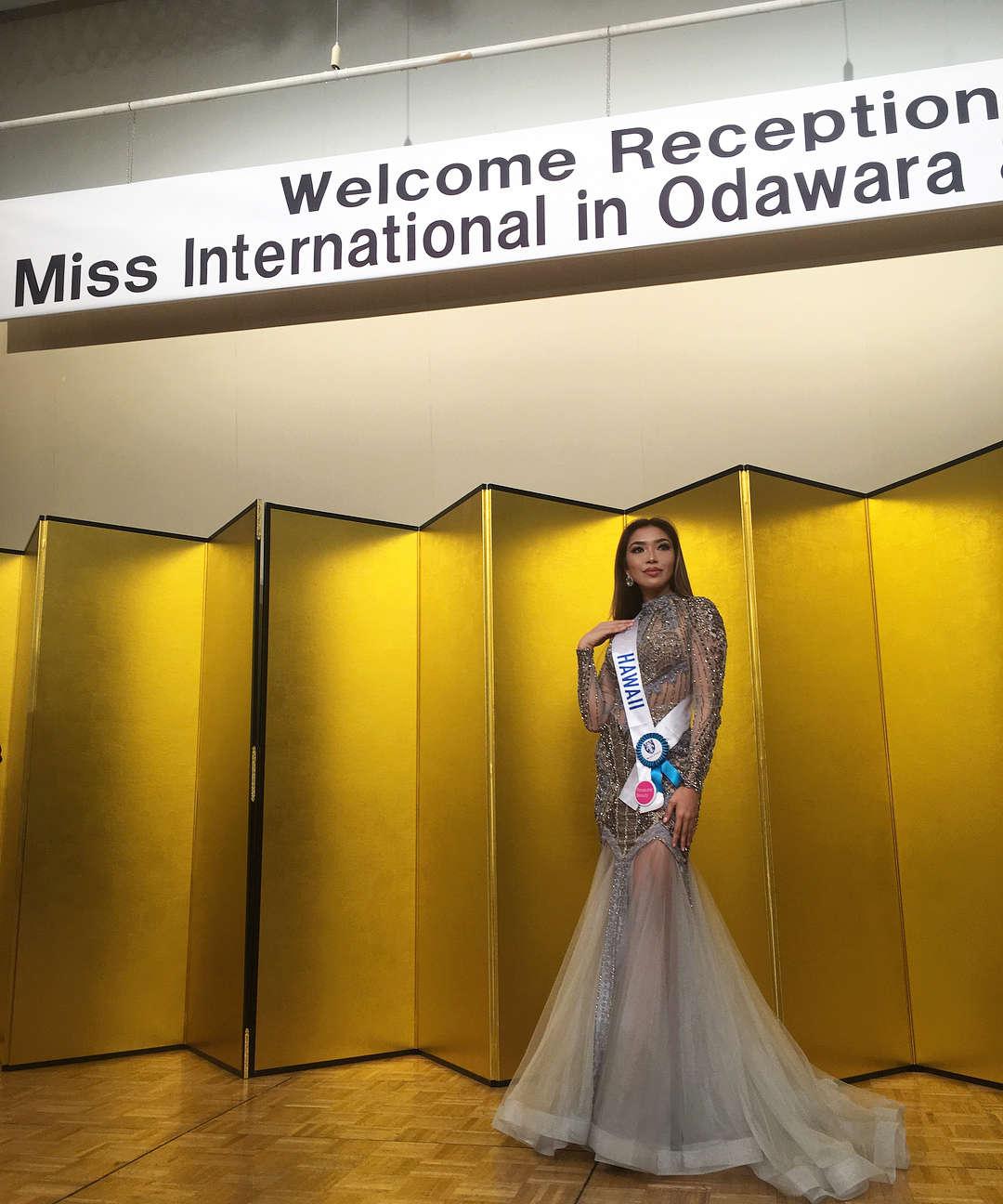 courtney coleman, miss international hawaii 2017. 23098511