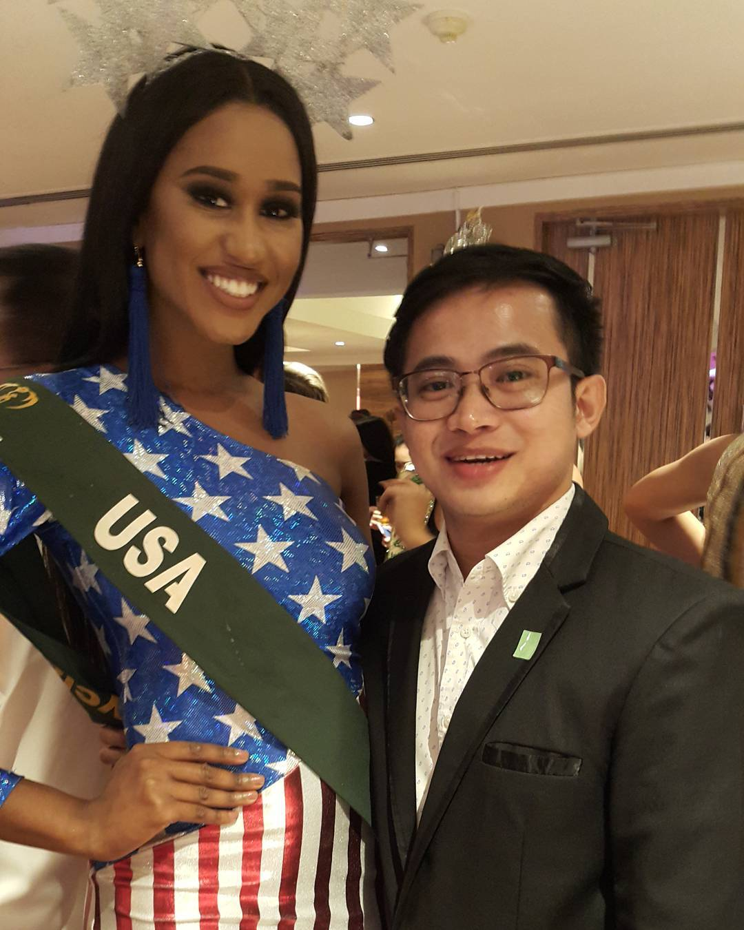 andreia gibau, top 16 de miss earth 2017. - Página 12 23098810