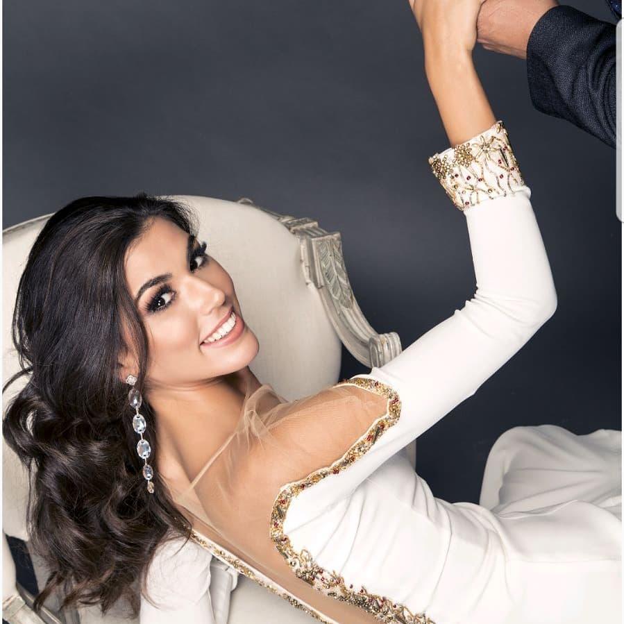sofia del prado, top 10 de miss universe 2017/reyna hispanoamericana 2015/miss charm spain 2021. - Página 4 23101410