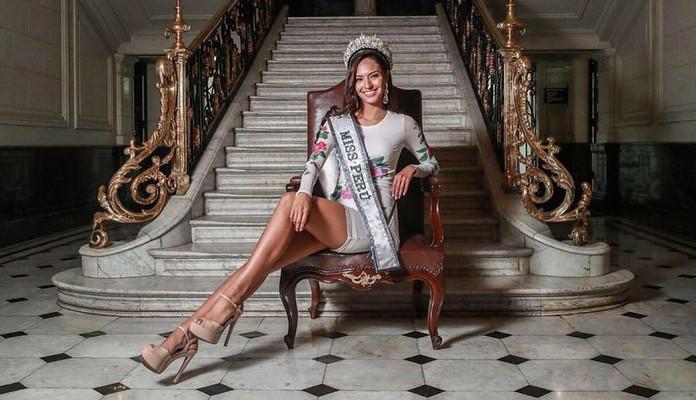 romina lozano, miss charm peru 2020/miss peru universo 2018. - Página 2 23279911