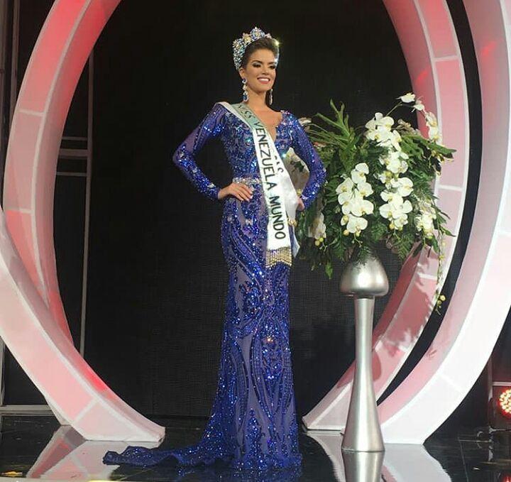 veruska ljubisavljevic, top 30 de miss world 2018. 23421313