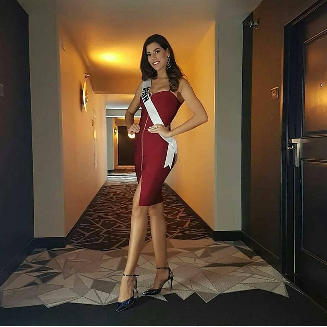 sofia del prado, top 10 de miss universe 2017/reyna hispanoamericana 2015/miss charm spain 2021. - Página 7 23498820