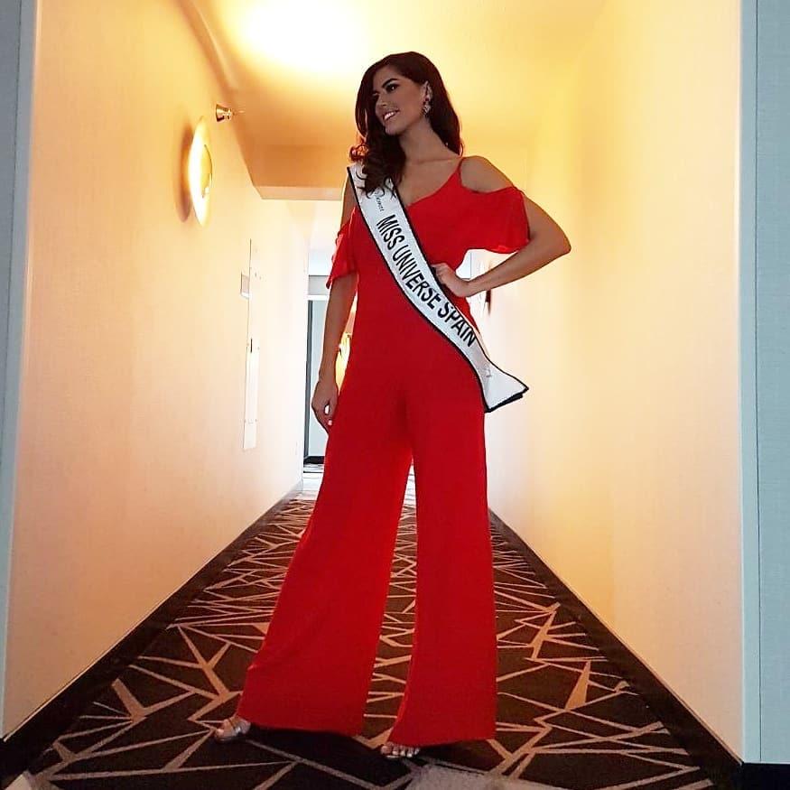 sofia del prado, reyna hispanoamericana 2015, top 10 de miss universe 2017. - Página 5 23507610