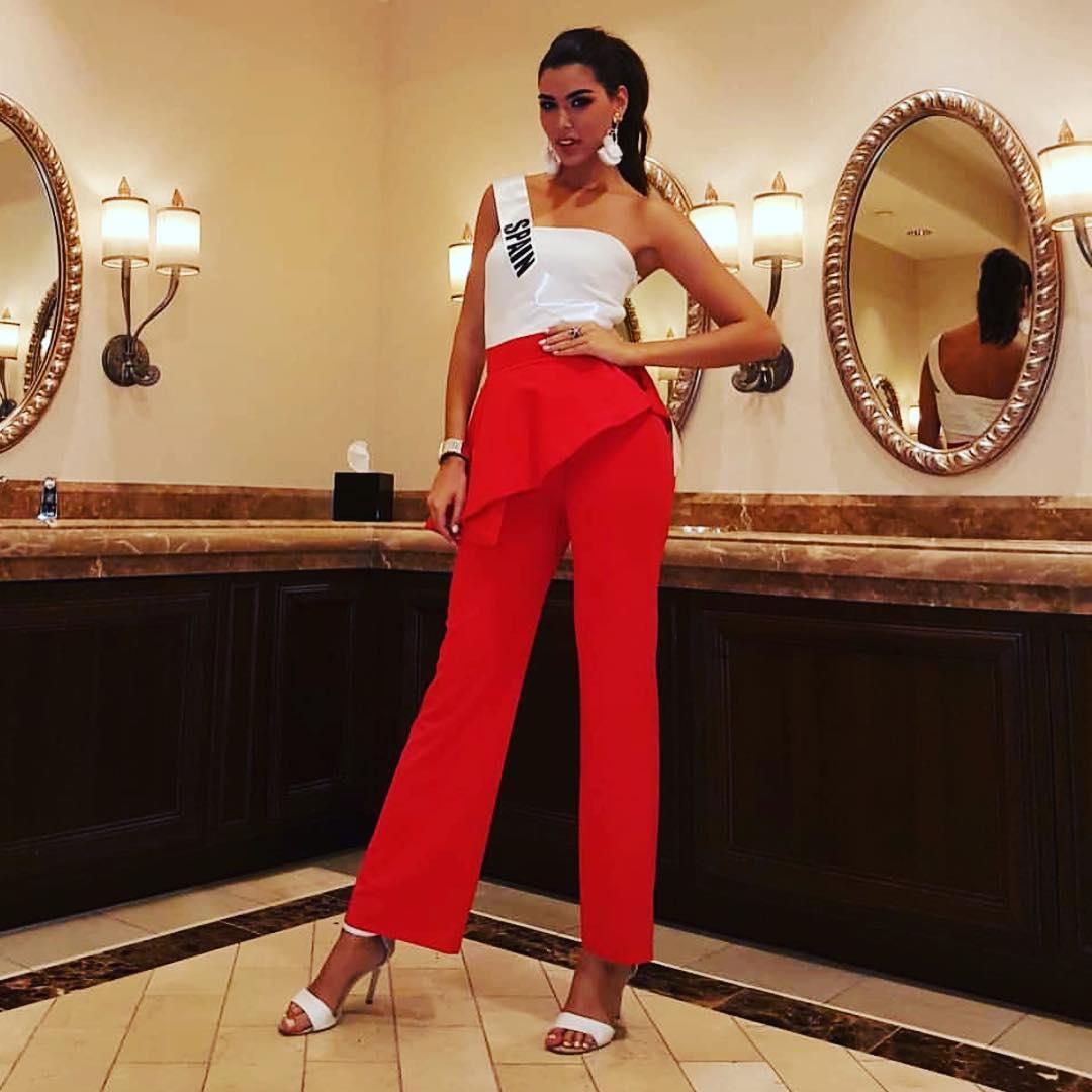 sofia del prado, top 10 de miss universe 2017/reyna hispanoamericana 2015/miss charm spain 2021. - Página 7 23507717