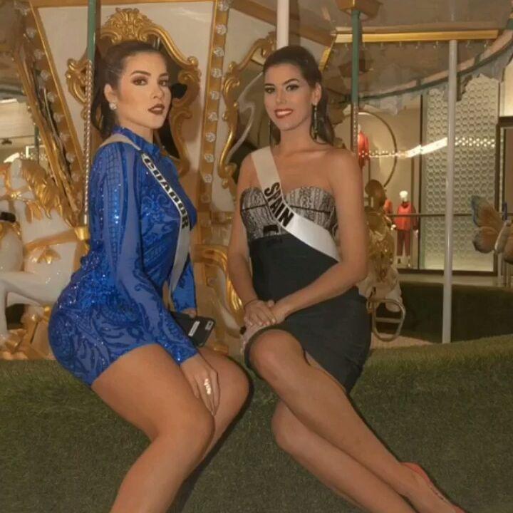 sofia del prado, top 10 de miss universe 2017/reyna hispanoamericana 2015/miss charm spain 2021. - Página 7 23507916