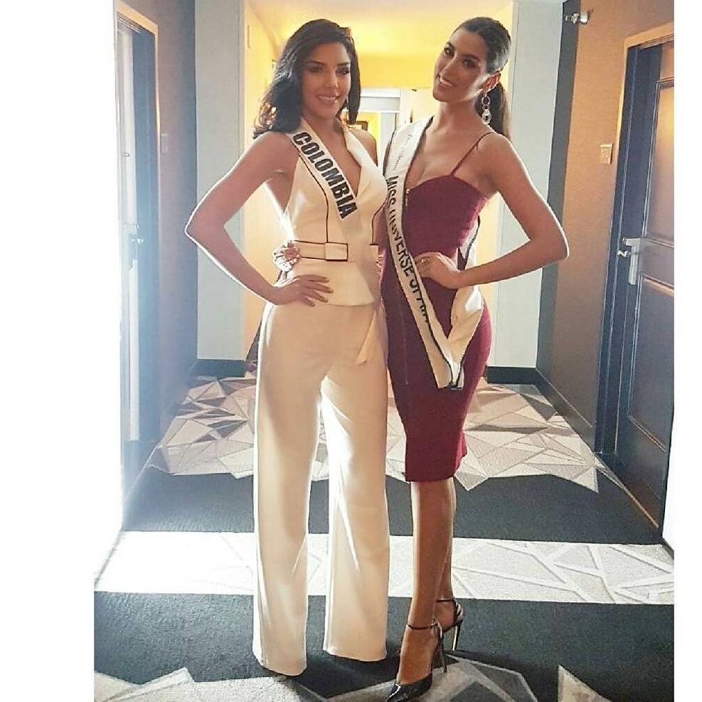 sofia del prado, top 10 de miss universe 2017/reyna hispanoamericana 2015/miss charm spain 2021. - Página 6 23595010