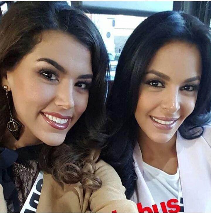 sofia del prado, top 10 de miss universe 2017/reyna hispanoamericana 2015/miss charm spain 2021. - Página 7 23595914