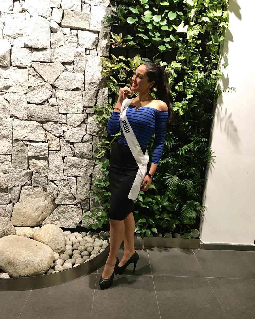 leslie reyna, miss eco peru 2021/miss supranational peru 2017. - Página 5 23668016
