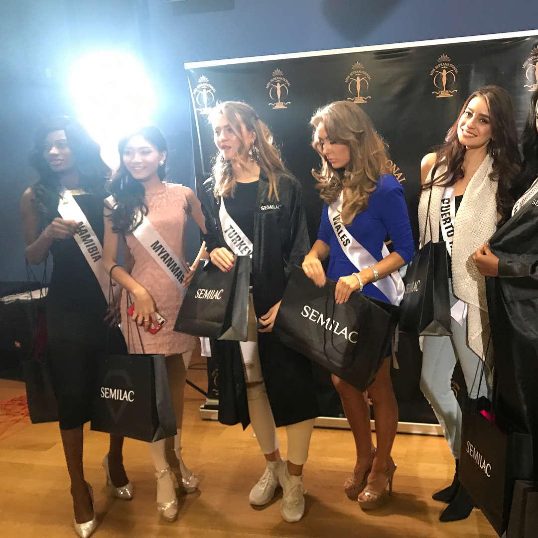larissa santiago, miss fajardo universo 2018/top 5 de miss supranational 2017. - Página 2 23668018