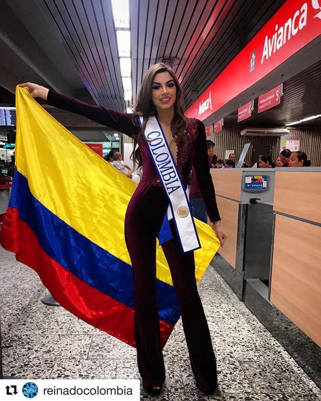 martha martinez, 1st runner-up de miss supranational 2017. - Página 2 23668224