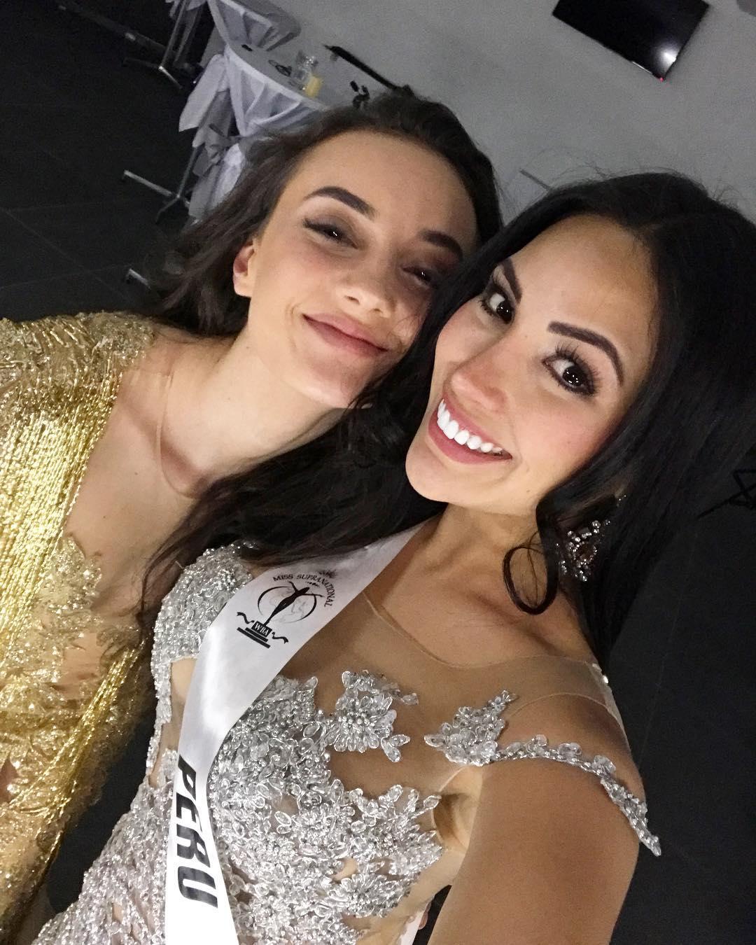 leslie reyna, miss eco peru 2021/miss supranational peru 2017. - Página 4 23733820