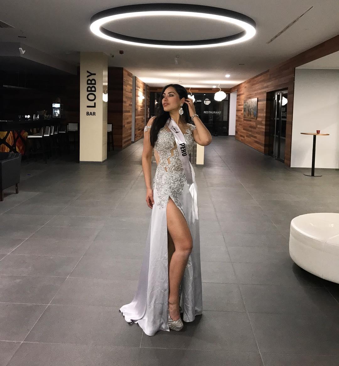 leslie reyna, miss eco peru 2021/miss supranational peru 2017. - Página 4 23734216