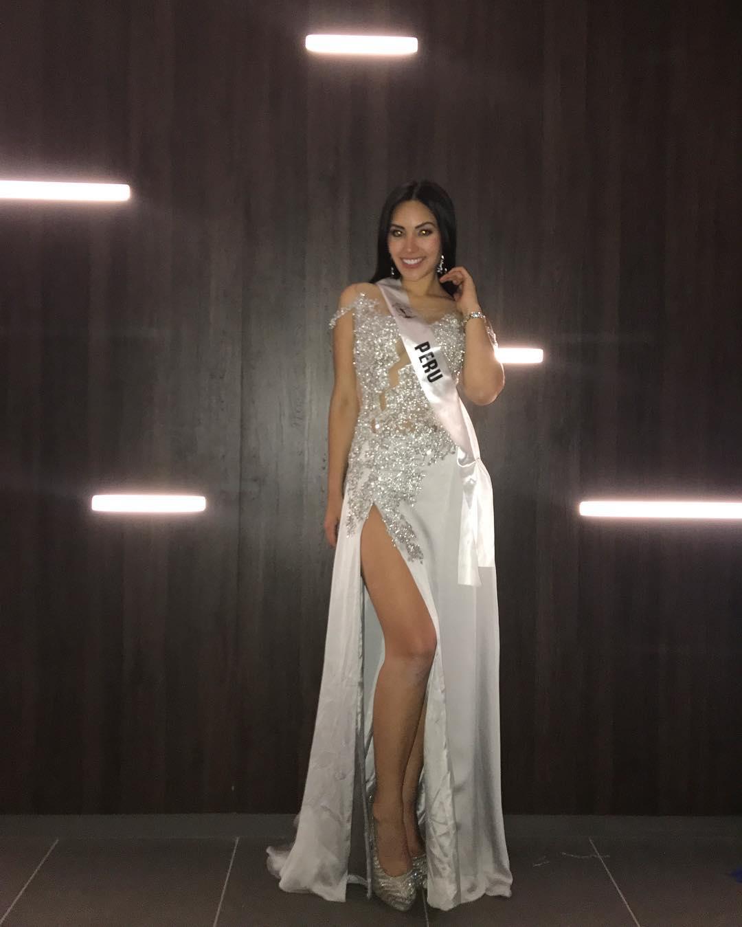 leslie reyna, miss eco peru 2021/miss supranational peru 2017. - Página 4 23734217