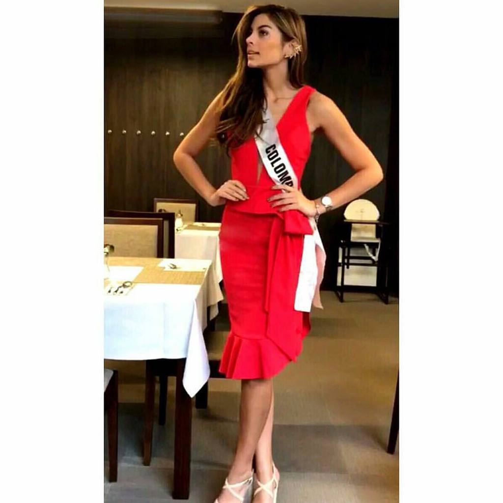martha martinez, 1st runner-up de miss supranational 2017. - Página 2 23734318