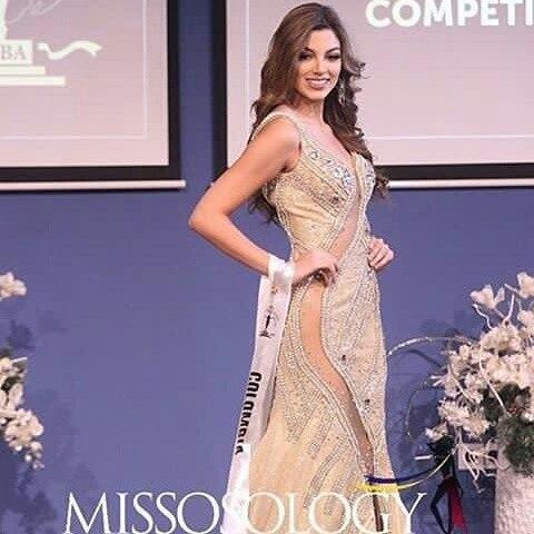 martha martinez, 1st runner-up de miss supranational 2017. - Página 2 23734419
