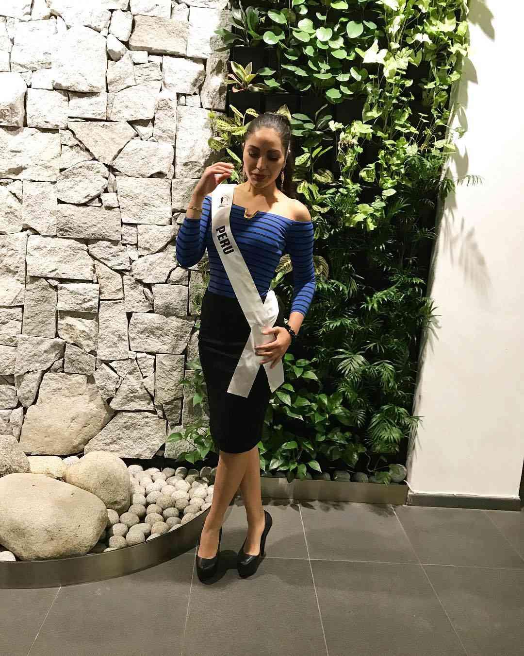 leslie reyna, miss eco peru 2021/miss supranational peru 2017. - Página 5 23734616