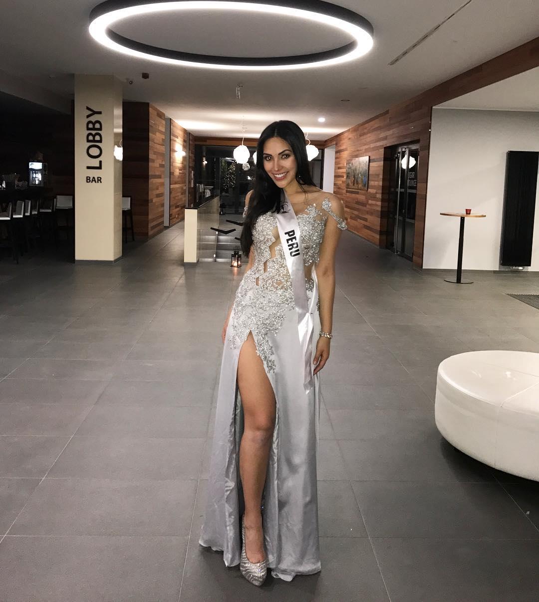 leslie reyna, miss eco peru 2021/miss supranational peru 2017. - Página 4 23823514