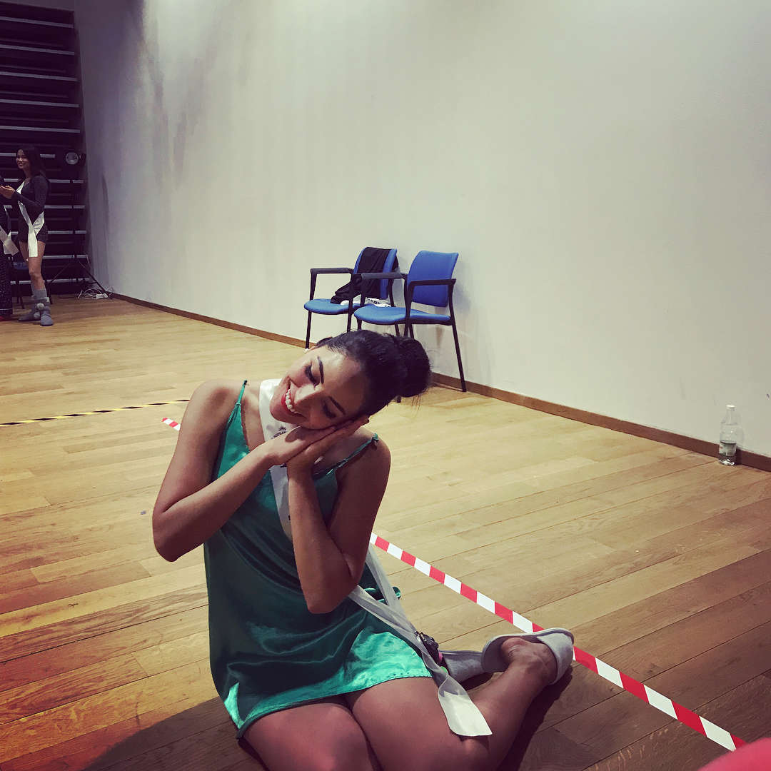 leslie reyna, candidata a miss peru universo 2019/miss supranational peru 2017. - Página 7 23824516
