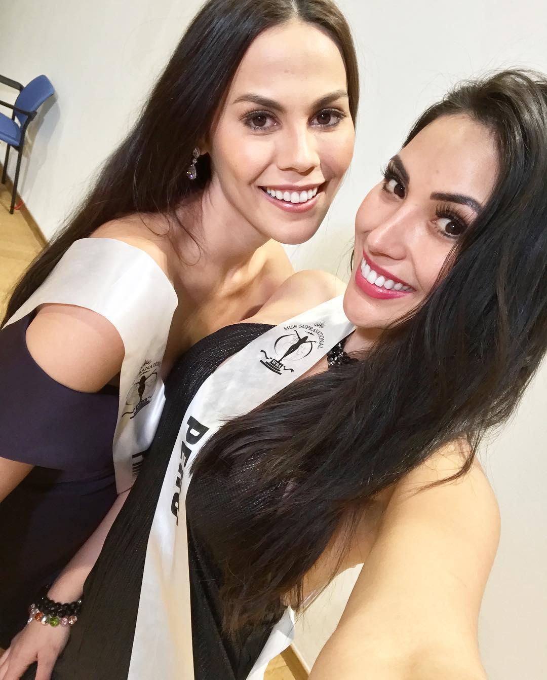 leslie reyna, miss eco peru 2021/miss supranational peru 2017. - Página 5 23824611
