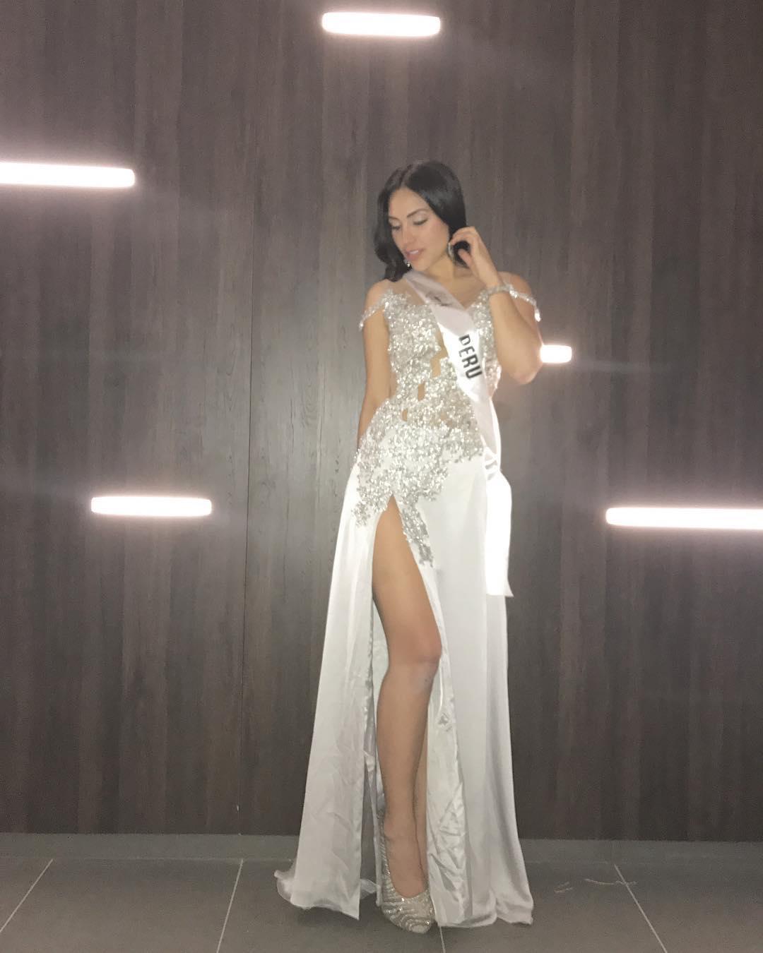 leslie reyna, miss eco peru 2021/miss supranational peru 2017. - Página 4 23824712