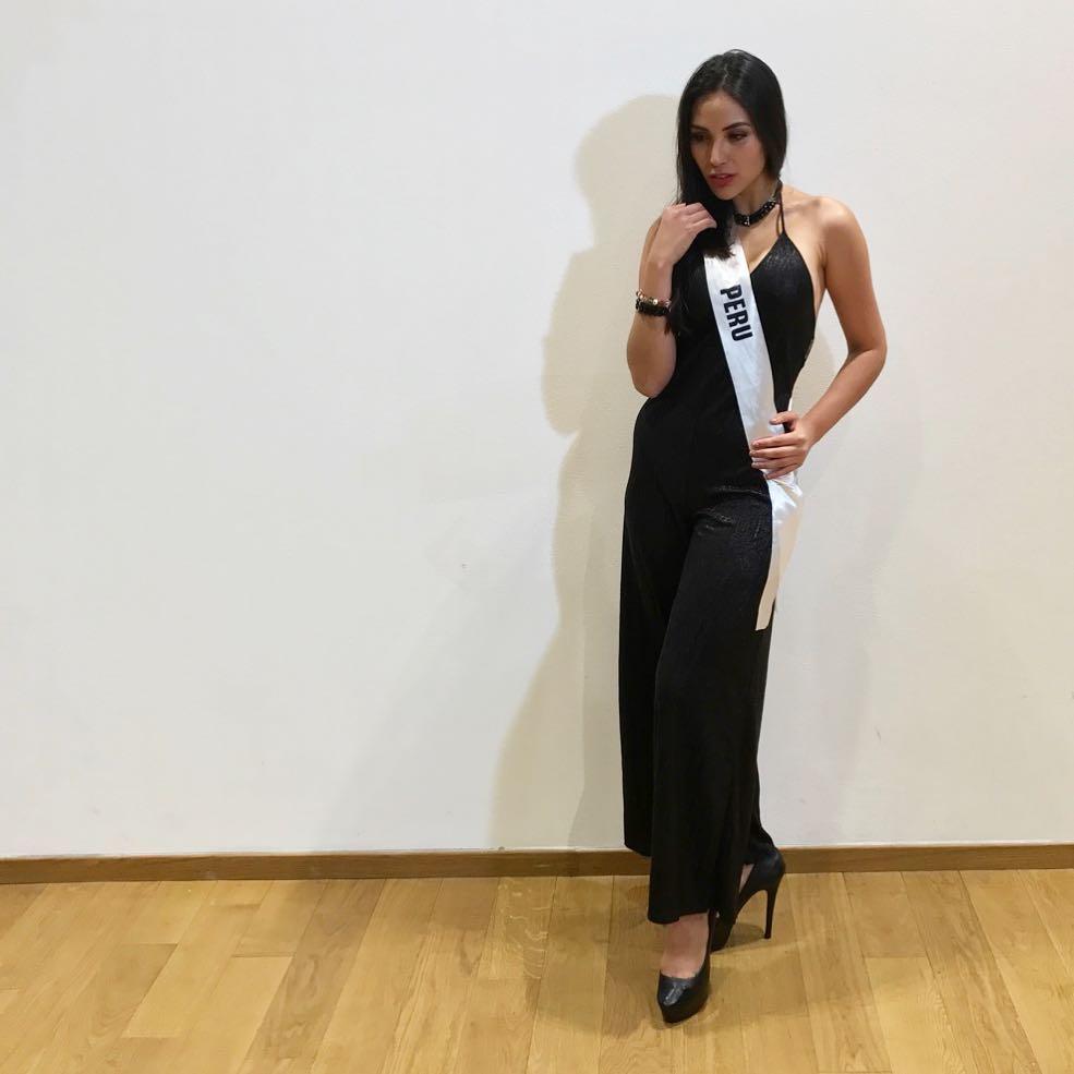 leslie reyna, miss eco peru 2021/miss supranational peru 2017. - Página 5 23824913