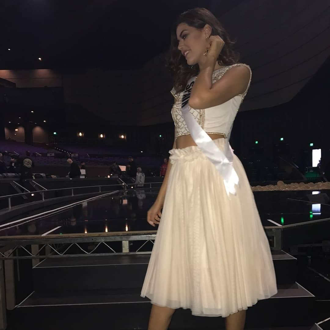 sofia del prado, top 10 de miss universe 2017/reyna hispanoamericana 2015/miss charm spain 2021. - Página 11 23825010