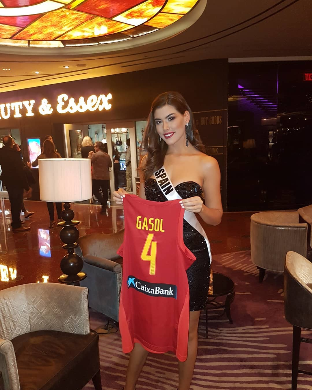 sofia del prado, reyna hispanoamericana 2015, top 10 de miss universe 2017. - Página 13 23967012