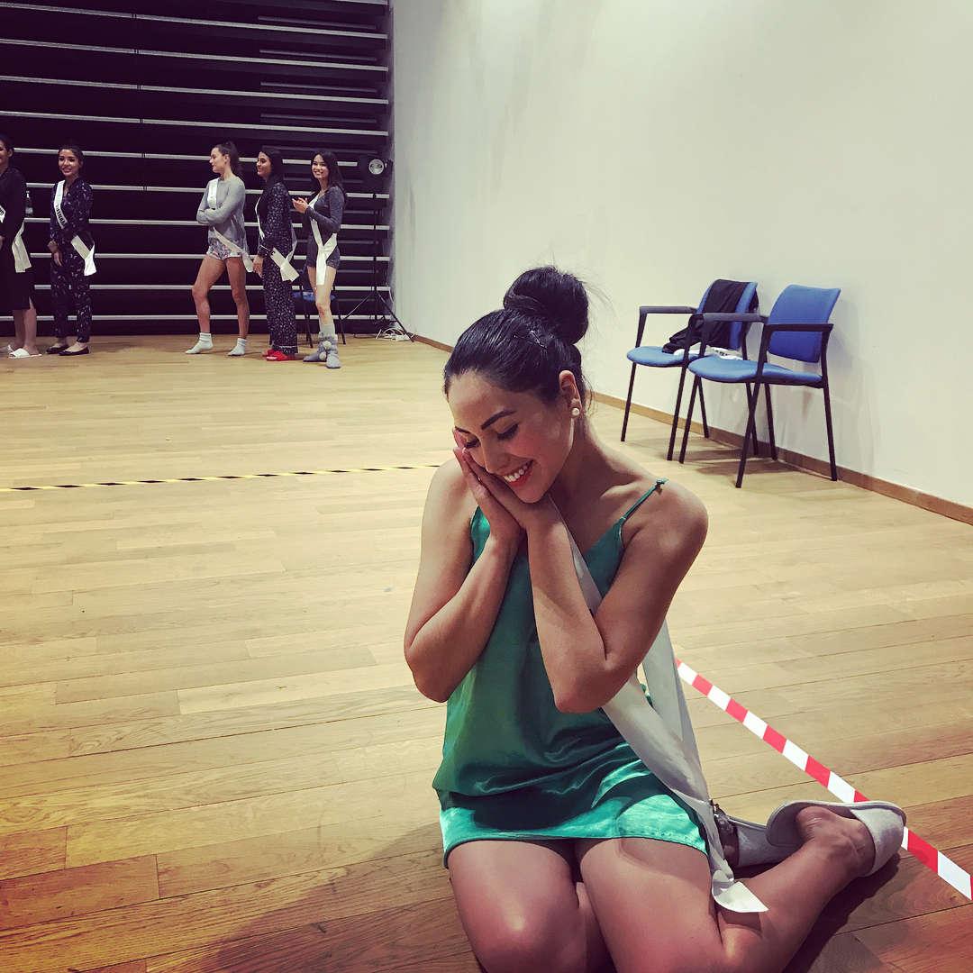 leslie reyna, candidata a miss peru universo 2019/miss supranational peru 2017. - Página 7 23969412